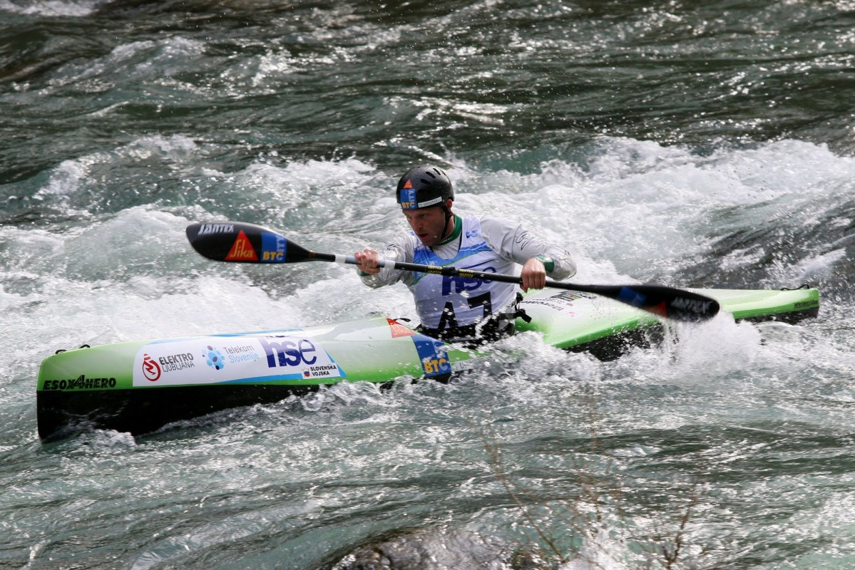 2nd Wildwater Sprint Canoeing European Cup in Osilnica
