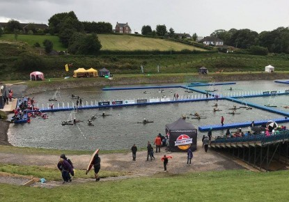 Belfast will host Junior Canoe Polo Tournament