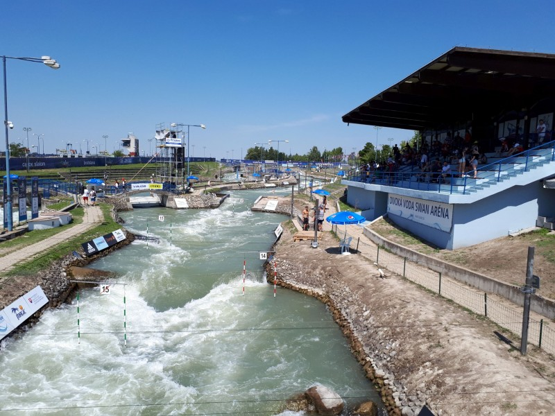 Slovak Wildwater paddlers will not attend international events in 2020