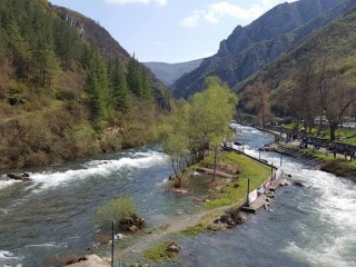 Preparations for the Wildwater Canoeing European Championships in Skopje have already started