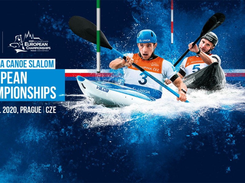 Athletes from 20 countries expected to start at the 2020 ECA Canoe Slalom European Championships