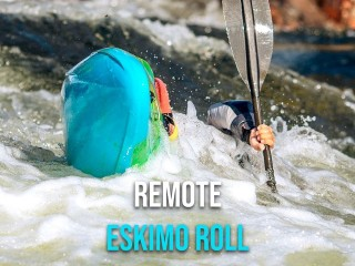 Eskimo roll contest