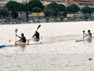Seville welcomed over 700 paddlers at the Winter Championships