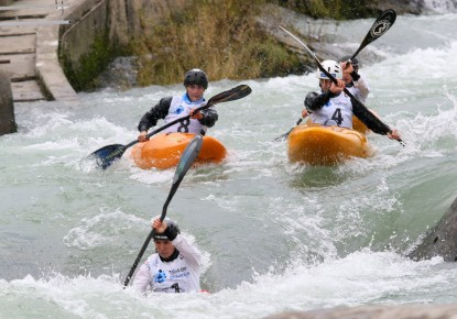 Will Extreme Slalom be a part of Olympic Games in 2024