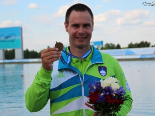 European Championships medallist decided to retire