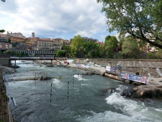 The 2021 ECA Canoe Slalom European Championships in Ivrea kicks off tomorrow