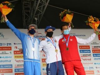 Three gold medals for Czech Republic and one for France