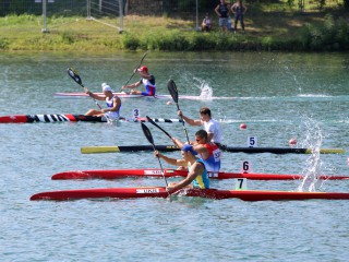 Canoe Sprint part of the 2018 European Universities Games