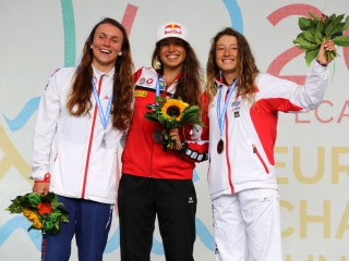 Double European Crown for Austrian paddlers in Hohenlimburg