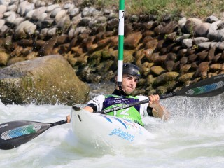 Miquel Trave adds Junior K1 European champion title to his Junior C1 World title