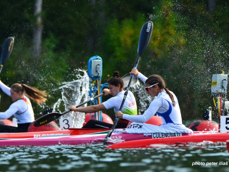 Olympic Hopes regatta in Bratislava concluded with 200 metres races