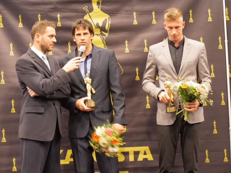 Alexander Slafkovsky and Samuel Balaž paddlers of the year in Slovakia