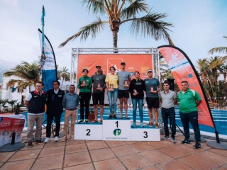 Spain hosted Ocean Racing World Cup race