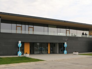 Croatian canoeing clubs get a new and modern centre