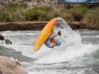 Thirteen medals for European Canoe Freestylers at World Championships in Argentina