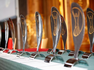 Nine Europeans with a chance to win a 'Golden paddle'